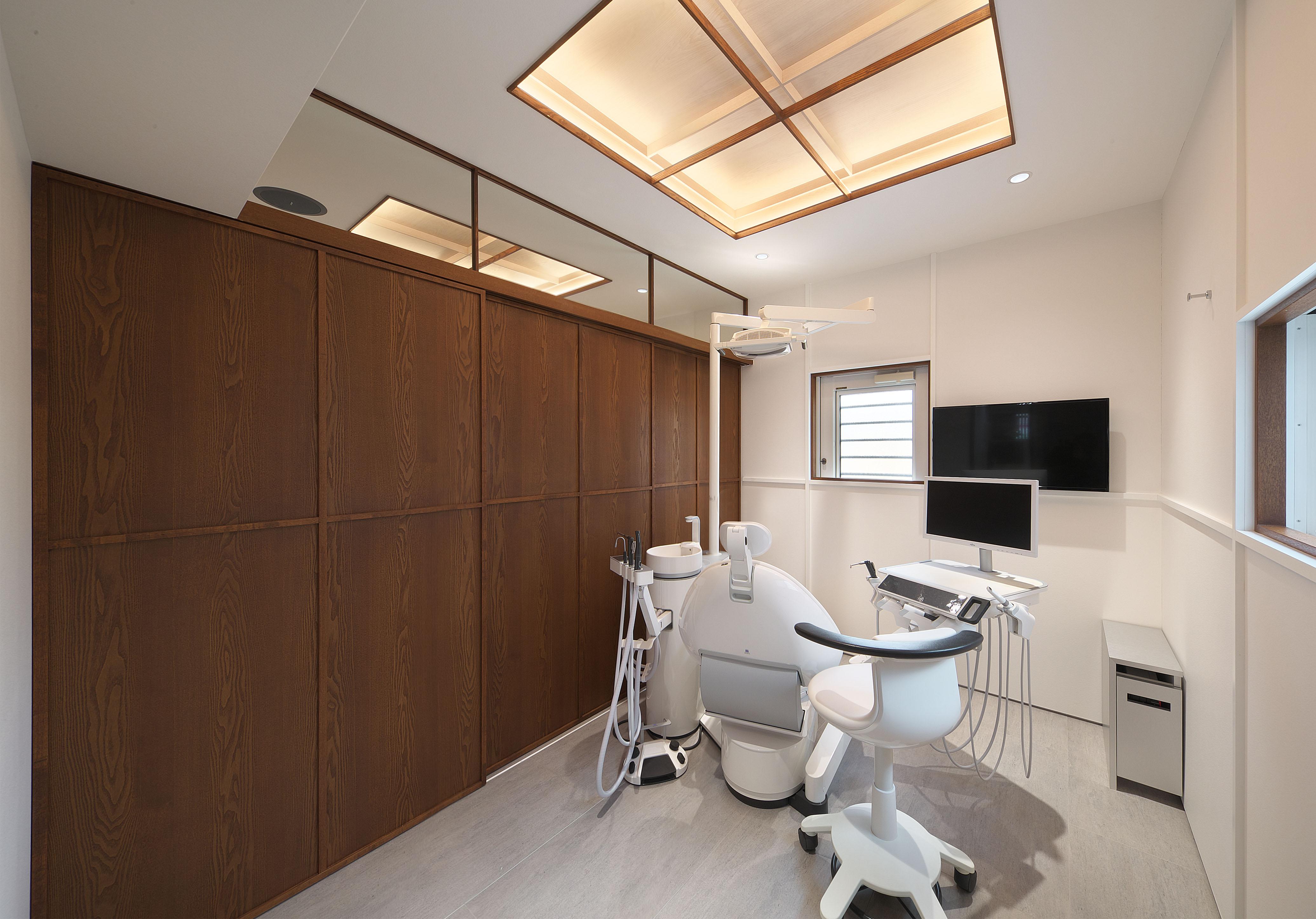 個室診察室